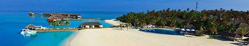 Скинали - Мальдивы, туристический городок