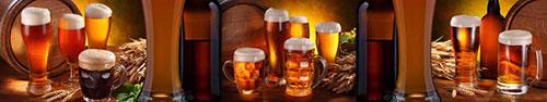 Скинали - Бокалы пива