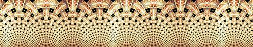 Скинали - Симметричный фрактальный цветок «переплетения»