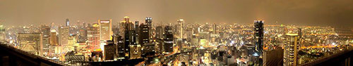 Скинали - Осака, город в Японии