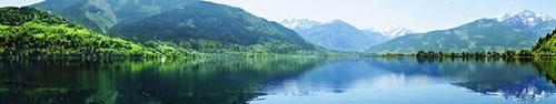 Скинали - Озеро Целль в Австрии