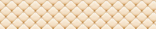 Скинали - Стеганая ткань с перламутровыми пуговицами