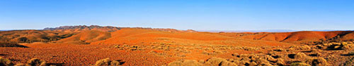 Скинали - Панорама Флиндерс в Австралии