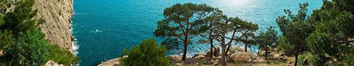 Скинали - Панорамный вид с Крымских гор