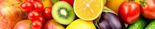 Скинали - Фрукты и овощи крупным планом