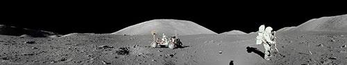 Скинали - Лунный пейзаж