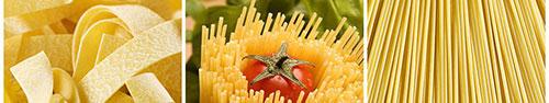 Скинали - Красиво уложенные макароны