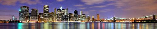 Скинали - Вечерний нижний Манхеттен