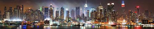 Скинали - Ночные горизонты Манхэттена