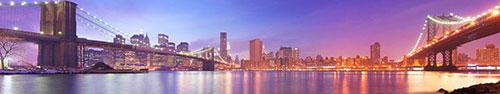 Скинали - Нью-Йорк, два моста