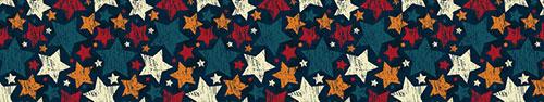 Скинали - Разноцветные звездочки