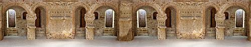 Скинали - Архитектурная фантазия, красивые стены