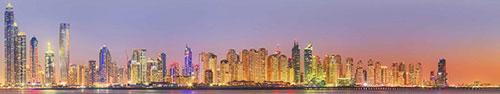 Скинали - Небоскребы Дубая