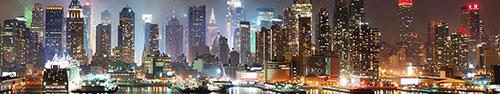 Скинали - Нью-Йорк, огни большого города