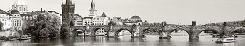 Скинали - Мост Чарльза в Праге