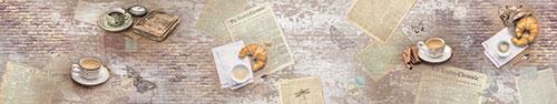 Скинали - Утро, кофе, газеты