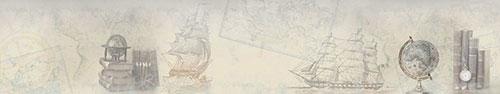 Скинали - Путешествия, старинные карты мира и рисунки кораблей
