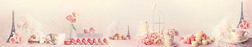 Скинали - Макаруны, Париж и нежные розы