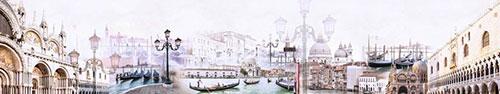 Скинали - Венеция, коллаж