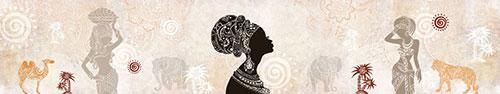 Скинали - Африканский фон