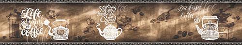 Скинали - Кофейные рисунки на меловой доске