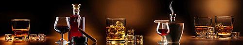 Скинали - Виски со льдом и сигара
