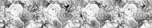 Скинали - Рисунок цветов акварелью