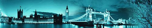 Скинали - Яркий ночной Лондон