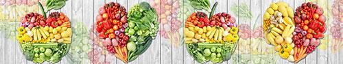 Скинали - Свежие фрукты и овощи