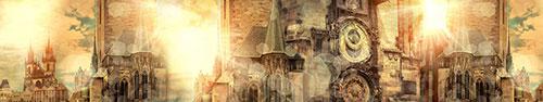 Скинали - Церковь нашей Леди в лучах солнца