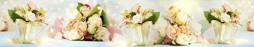 Скинали - Букеты нежных роз