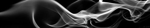 Скинали - Абстрактный белый дым