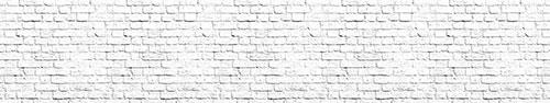 Скинали - Белый мелкий кирпич