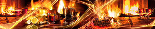 Скинали - Согревающий вечер у камина