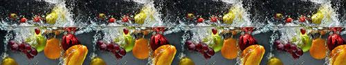 Скинали - Фрукты, упавшие в воду