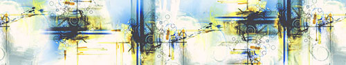 Скинали - Рисунок-абстракция