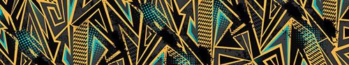 Скинали - Абстракция в стиле граффити