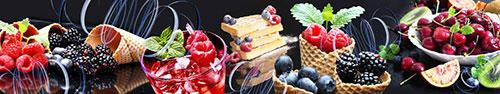 Скинали - Вкусные приготовления на десерт с ягодами