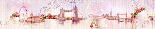 Скинали - Чай с шиповником на фоне любимого Лондона