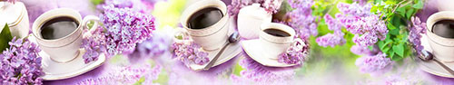 Скинали - Кофейное утро с ароматом сирени