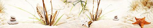Скинали - Ракушки, камушки на песке