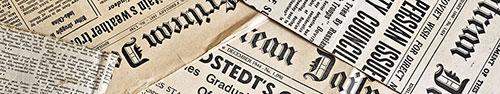 Скинали - Заголовки утренних газет