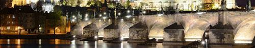 Скинали - Каменный мост в Праге