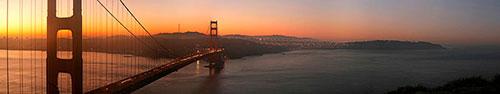 Скинали - Золотые ворота Сан-Франциско