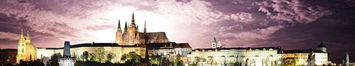 Скинали - Пражский Град в Праге