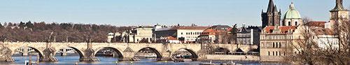 Скинали - Красивый старинный город Прага