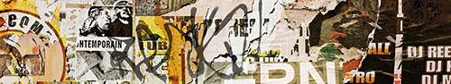 Скинали - Рваная текстура для скинали