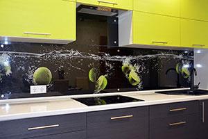 Скинали для желтой кухни - 22262
